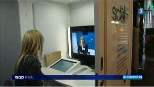 Reportage FR3 sur Spot Mairie (source ; vidéo FR3)